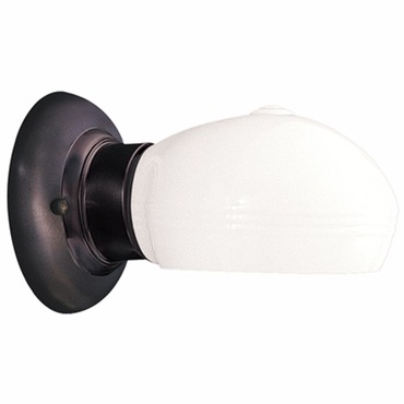Edison 599 Wall Light by Hudson Valley Lighting   101-OB-599