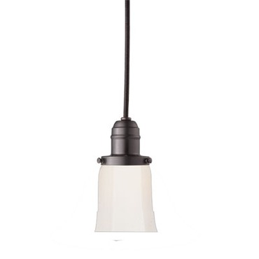 119 Vintage Collection Pendant by Hudson Valley Lighting | 3101-OB-119