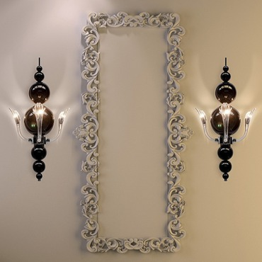 Tears From Moon W3 Wall Sconce by Ilfari | ILF6417B