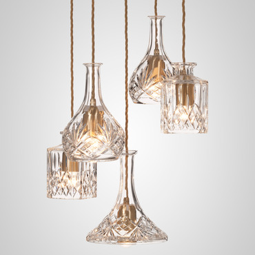 Decanterlight Chandelier
