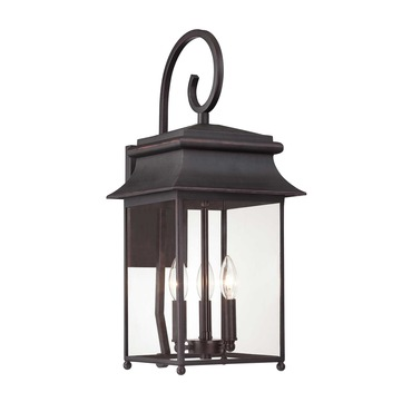 Durham Exterior Wall Sconce by Savoy House | 5-9541-25