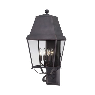Nevington Outdoor Wall Sconce