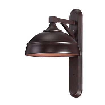Belfrey Dark Sky Exterior Wall Sconce by Savoy House | 5-9580-DS-13