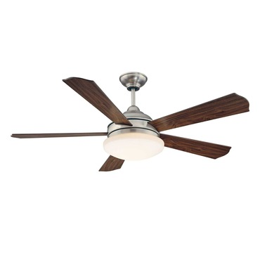 Britton Ceiling Fan by Savoy House | 52-771-5BW-SN