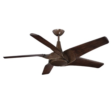Indra 5 Blade Ceiling Fan with Light