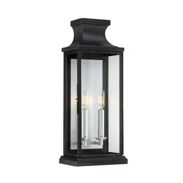 Brooke Exterior Wall Sconce by Savoy House | 5-5911-BK