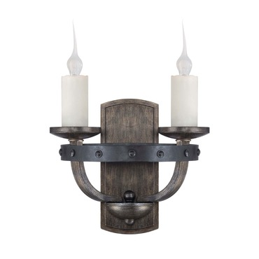 Alsace Wall Sconce by Savoy House | 9-9535-2-196