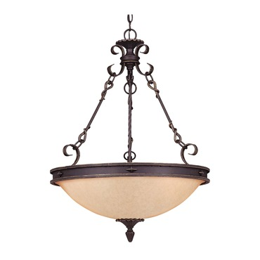 Bourges Pendant by Savoy House | 7-4317-5-17