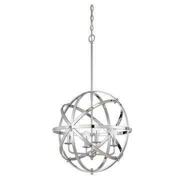 Dias Orb Pendant by Savoy House | 7-4353-4-CH