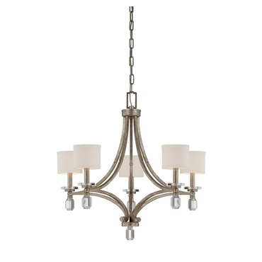 Filament Shade Chandelier by Savoy House | 1-7153-5-272