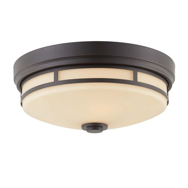 3340 Flush Mount by Savoy House | 6-3340-15-25