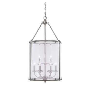Foxcroft Foyer Lantern by Savoy House | 3-4152-9-187