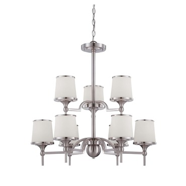 Hagen Chandelier by Savoy House | 1-4380-9-SN