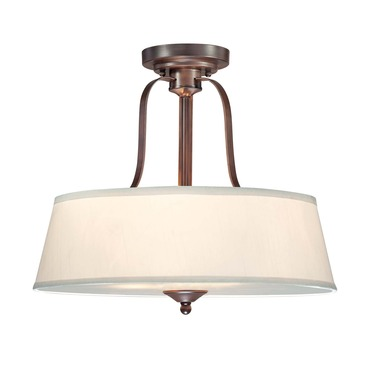 Maremma Semi Flush Mount