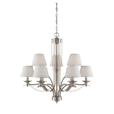 Maremma Shade Chandelier by Savoy House | 1P-2172-9-69