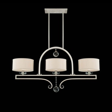 Rosendal Linear Chandelier by Savoy House | 1-252-3-307