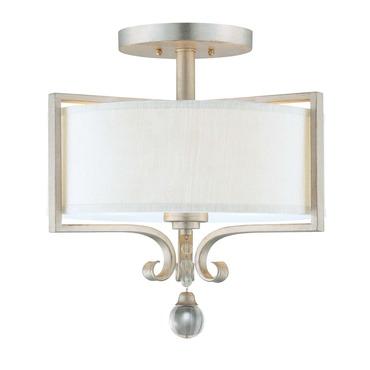 Rosendal Ceiling Semi Flush Light by Savoy House | 6-258-2-307