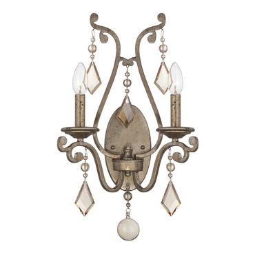 Rothchild Wall Sconce by Savoy House | 9-8104-2-128