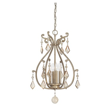 Rothchild Foyer Pendant by Savoy House | 3-8103-4-128