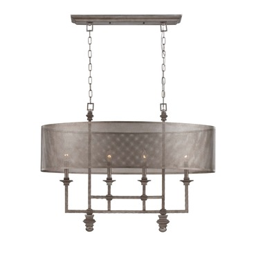 Structure Island Pendant by Savoy House | 1-4301-4-242