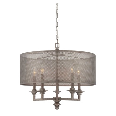 Structure Pendant by Savoy House | 7-4306-5-242