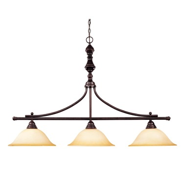 Sutton Place Linear Pendant