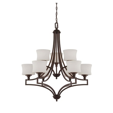 Terrell Chandelier by Savoy House | 1P-7211-9-13