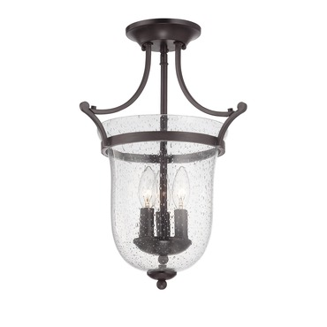 Trudy Semi Flush Light by Savoy House | 6-7133-3-13