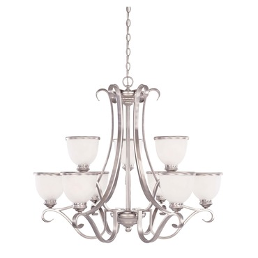 Willoughby Chandelier by Savoy House | 1-5778-9-69