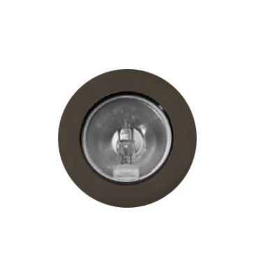 823.94 20W Recessed Puck Light Clear Lens
