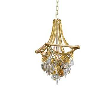 Barcelona Mini Pendant by Corbett Lighting | 125-41