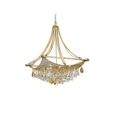 Barcelona Pendant by Corbett Lighting | 125-48