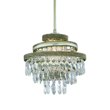 Diva Mini Pendant by Corbett Lighting | 132-41