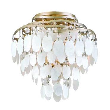 Dolce Semi Flush Ceiling by Corbett Lighting | 109-33