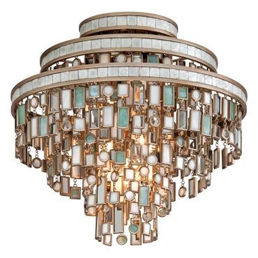 Dolcetti Semi Flush Ceiling Light