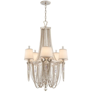 Flirt Chandelier by Corbett Lighting | 157-05