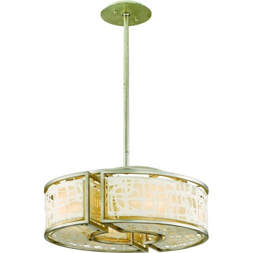 Kyoto Convertible Pendant by Corbett Lighting | 131-44
