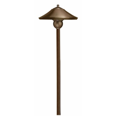 Bratenahl Outdoor Path Light by Hinkley Lighting | 1527CB
