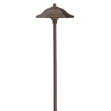 Monticello Path Light by Hinkley Lighting | 1540CB