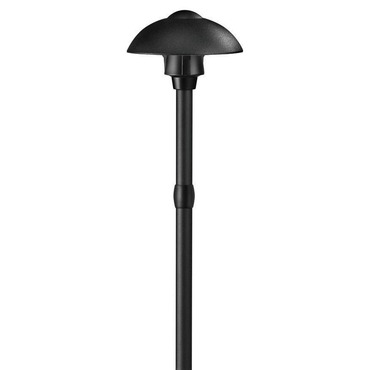 Ellipse Outdoor Path Light by Hinkley Lighting | 1544BK