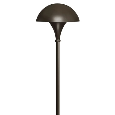 Mushroom Path Light by Hinkley Lighting | 56000BZ