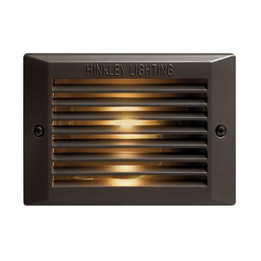 Line Voltage Step Light by Hinkley Lighting | 58009BZ