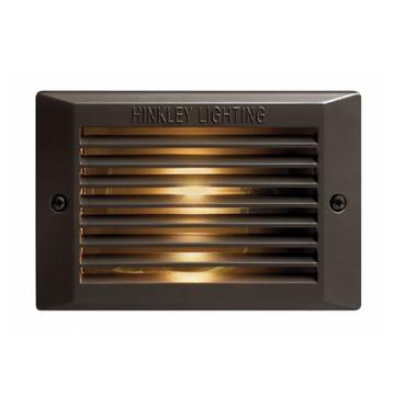 Line Voltage Step Light by Hinkley Lighting | 59009BZ
