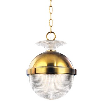 Winfield Small Round Pendant