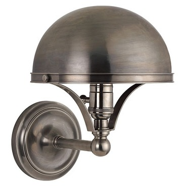 Covington Wall Light by Hudson Valley Lighting | 521-HN