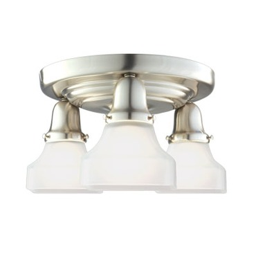 Edison 226 Semi Flush Mount