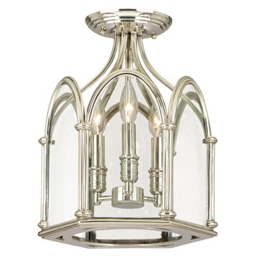 Annadale Semi Flush Mount