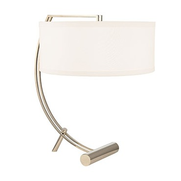 Deyo Table Lamp by Hudson Valley Lighting | L400-PN-WS