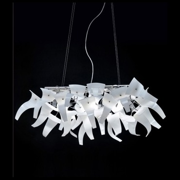 Diva 6 Light Suspension by Lightology Collection | LC-214.520.02