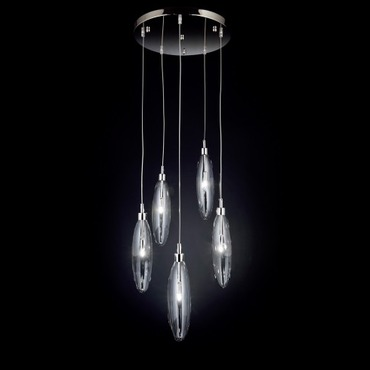 Flo Circular Suspension by Lightology Collection | LC-227.515.03